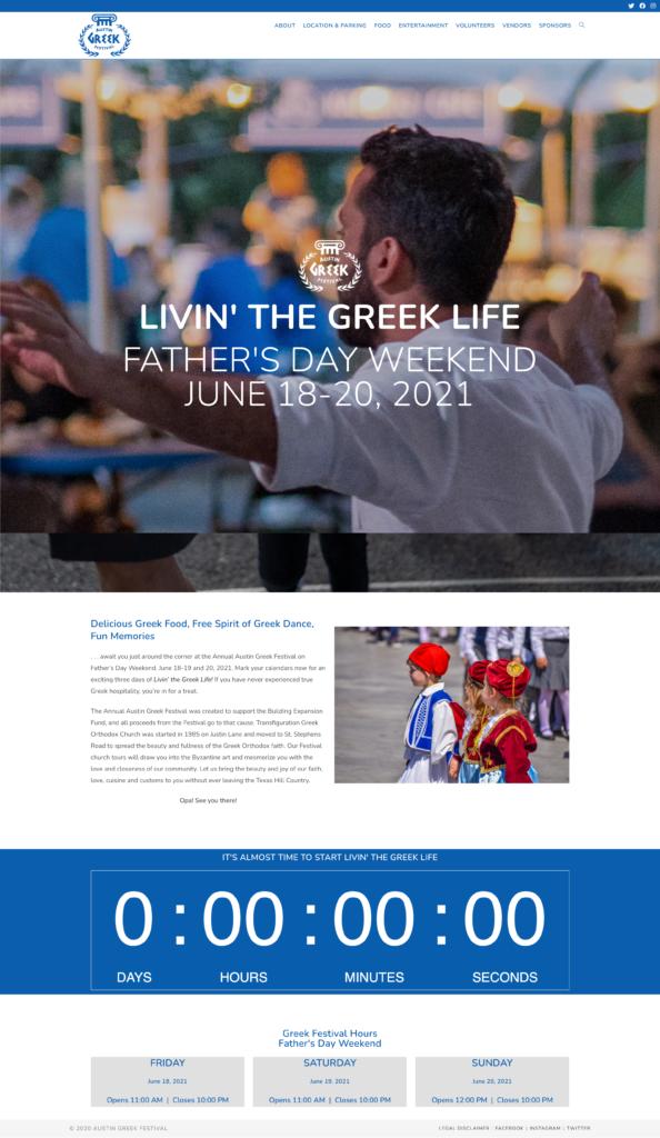 Austin Greek Festival   The Virtual Pixie
